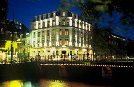 Htels de charme, luxe et design Amsterdam, Pays-bas - Le Scope